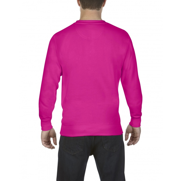 Cc1566 Comfort Colors Adult Crewneck Sweatshirt Neon
