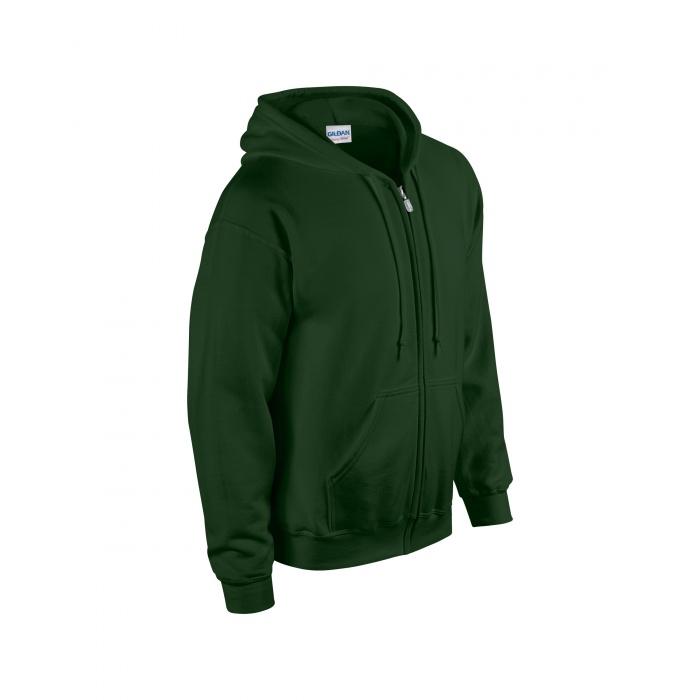 Premium Full Zip Hoodie