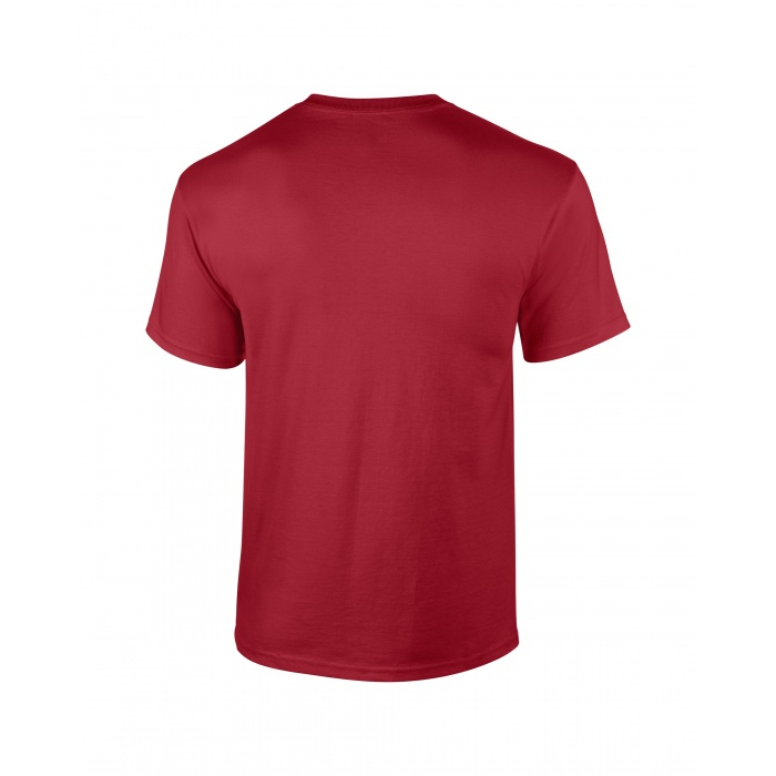 Gi2000 ultra cotton adult t shirt cardinal red gildan for Cardinal color t shirts