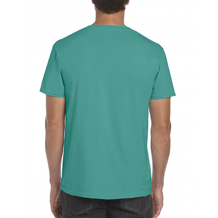 Softstyle T Shirt Jade Dome
